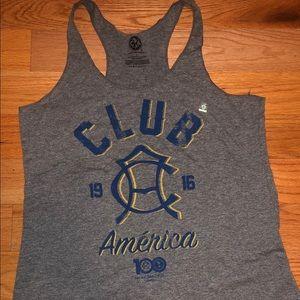Official merchandise club America women's tank top